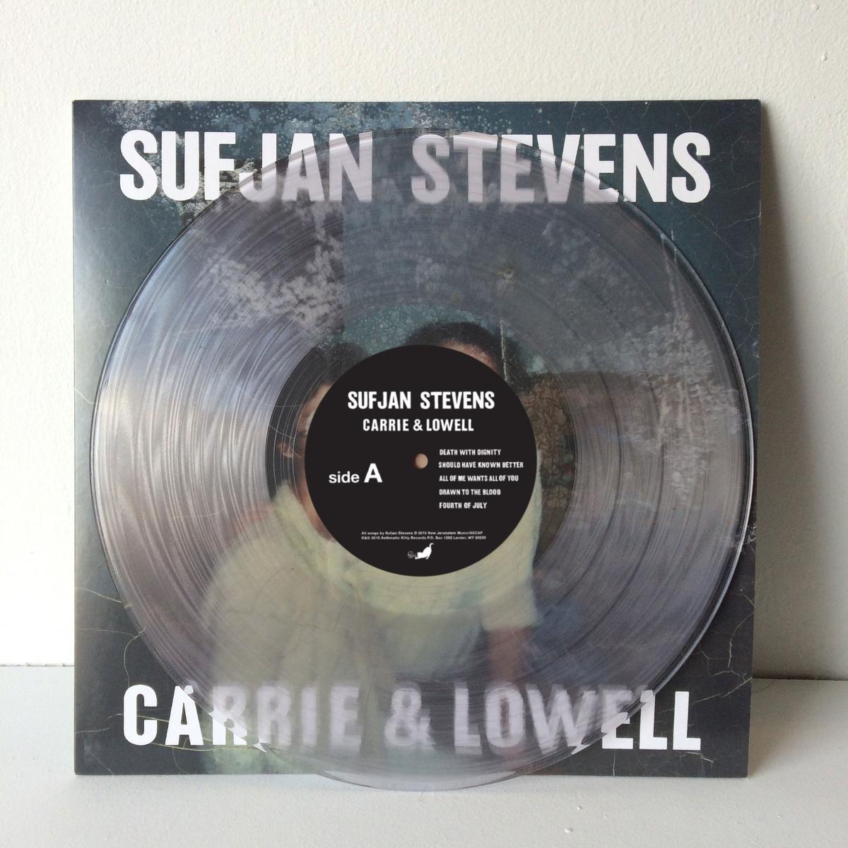 Sufjan vinyl