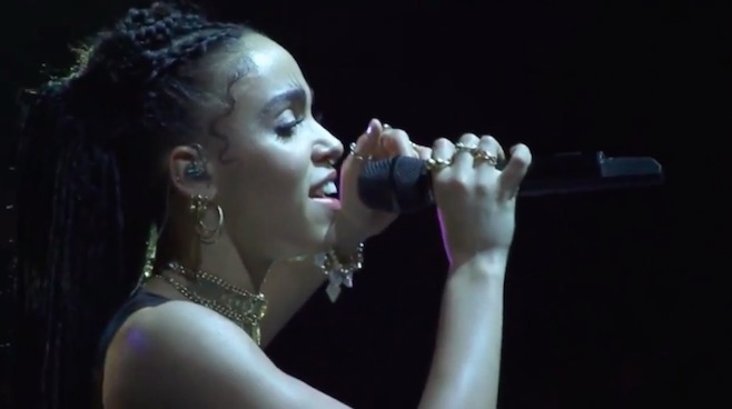 fka twigs coachella