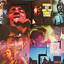 Sly Stone Stand essential psychedelic soul
