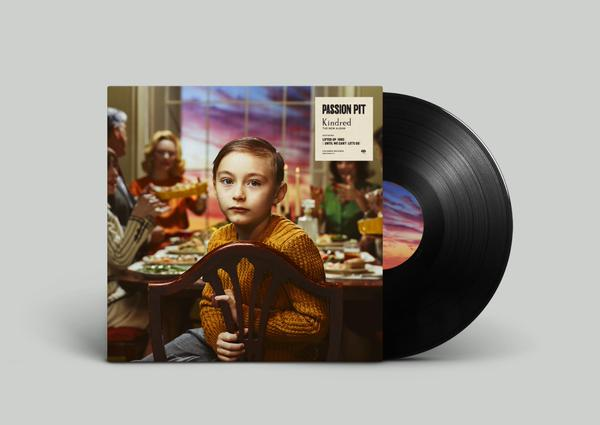 Passion Pit Kindred vinyl