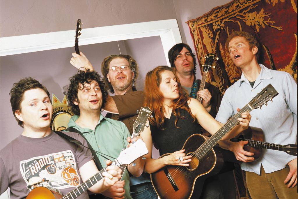 Vancouver albums New Pornographers