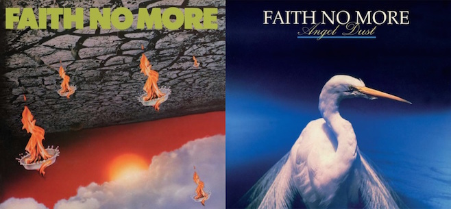 Faith No More reissues