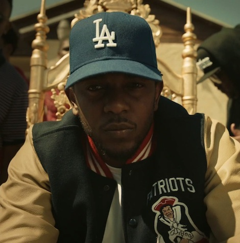 Kendrick Lamar King Kunta video