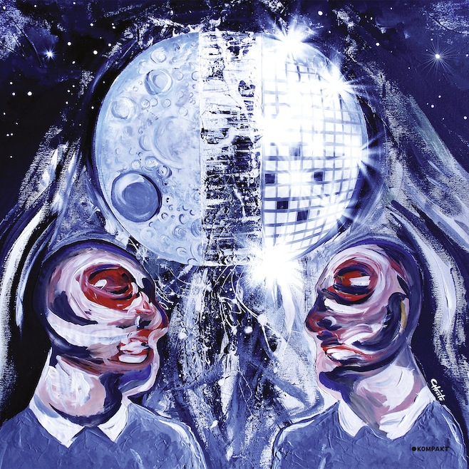 The Orb new album Moonbuilding 2703