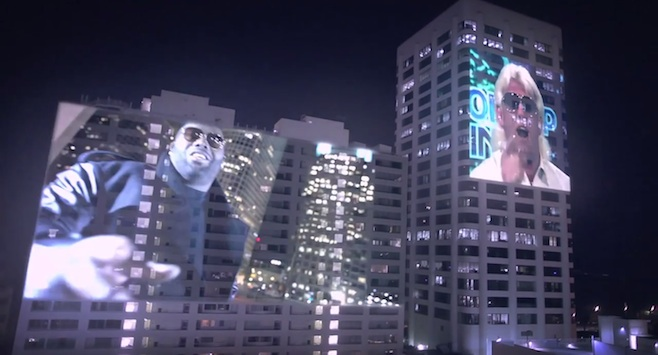 Ric Flair video Killer Mike