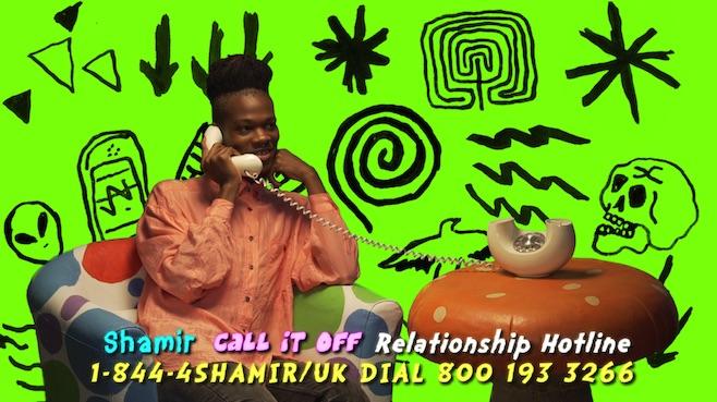 Shamir relationship hotline