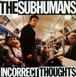 Vancouver albums Subhumans