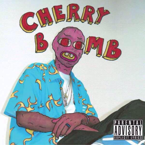Tyler the Creator Cherry Bomb