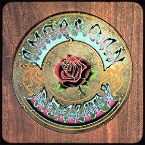 San Francisco albums Grateful Dead