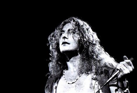 top 50 vocalists Robert Plant