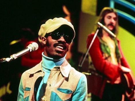 top 50 vocalists Stevie Wonder