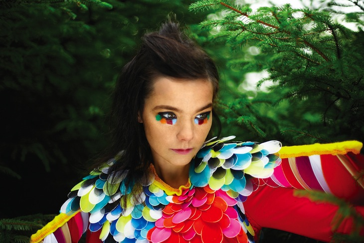 top 50 vocalists Bjork