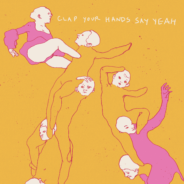 Clap Your Hands say yeah reissue