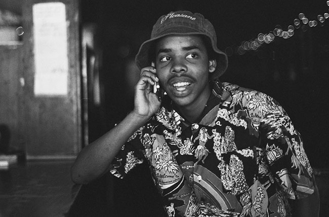 Earl Sweatshirt tour
