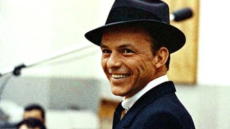 top 50 vocalists Frank Sinatra
