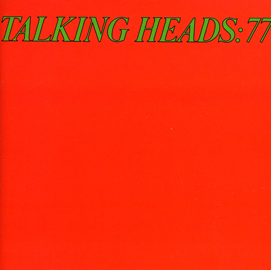 Talking Heads discography: 77