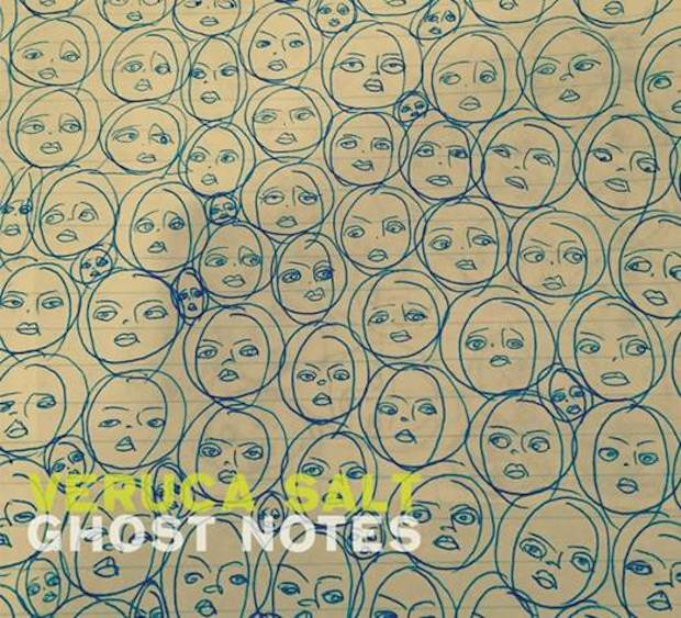 Veruca Salt Ghost Notes
