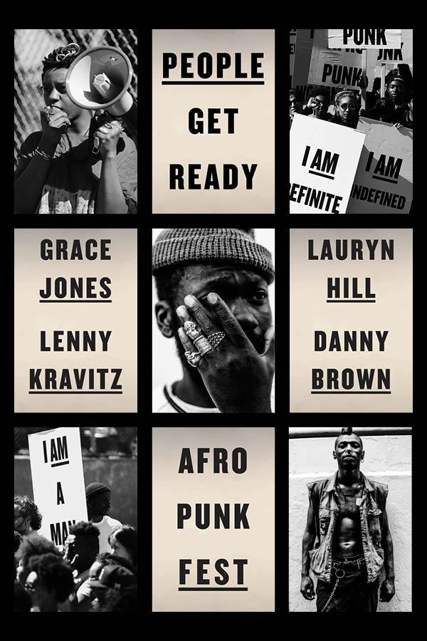 Afropunk Flier
