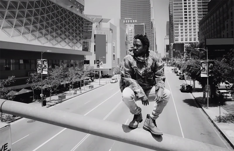 "Car Show 2015 >> Kendrick Lamar – ""Alright"""