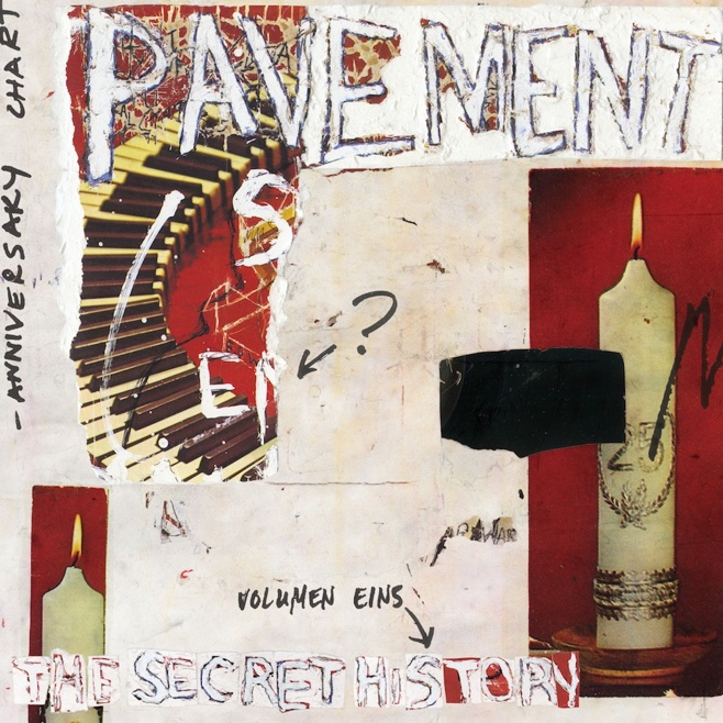 Pavement Secret History Vol 1