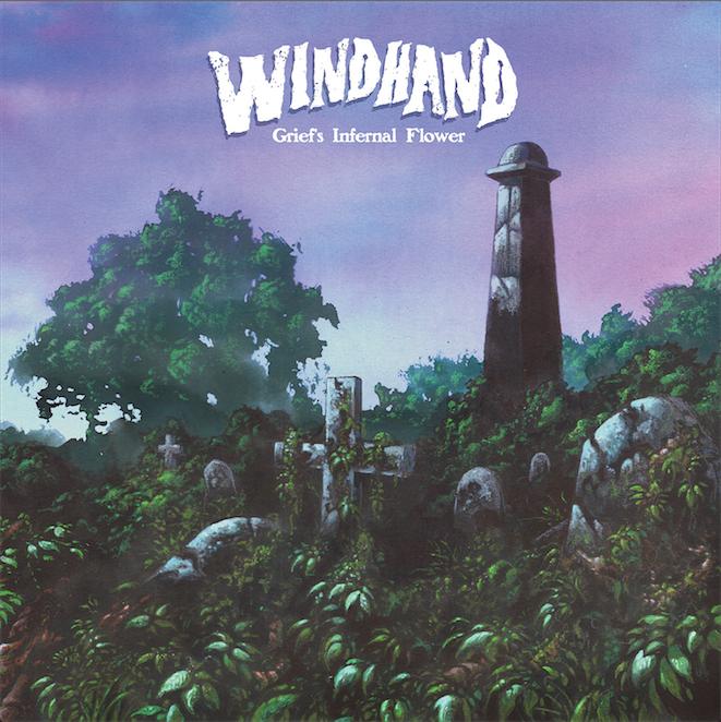 best metal albums of 2015 Windhand Grief's Infernal Flower