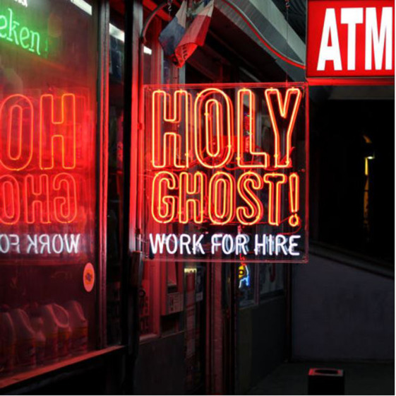 Holy Ghost! Work for Hire