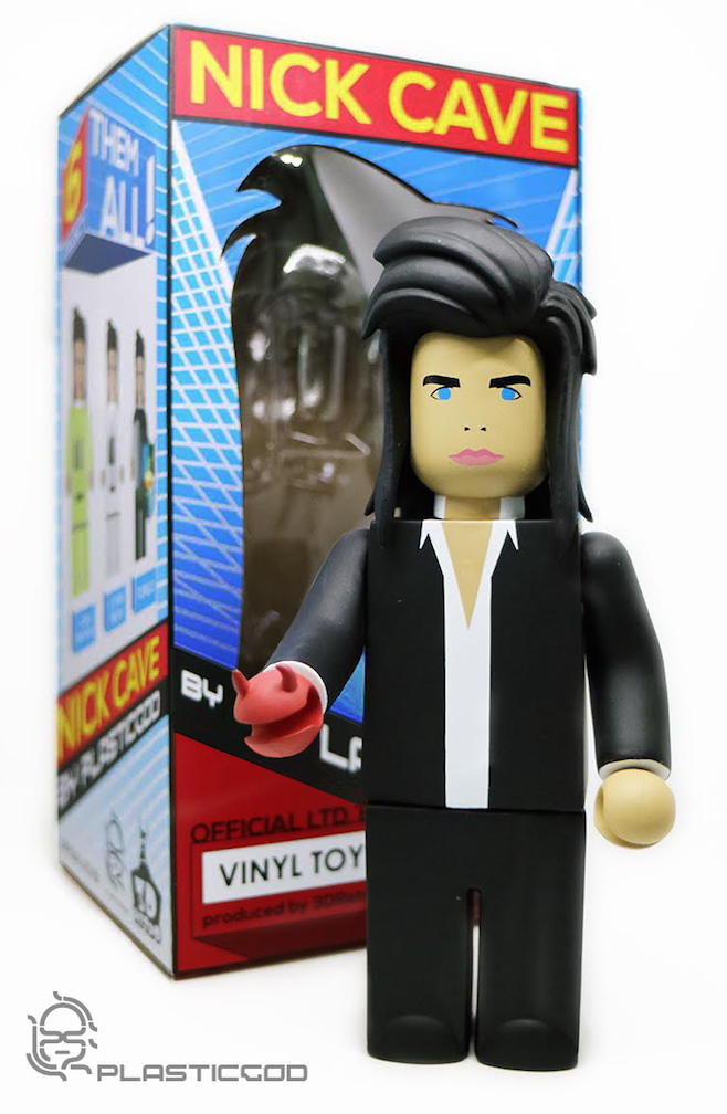 Nick Cave toy
