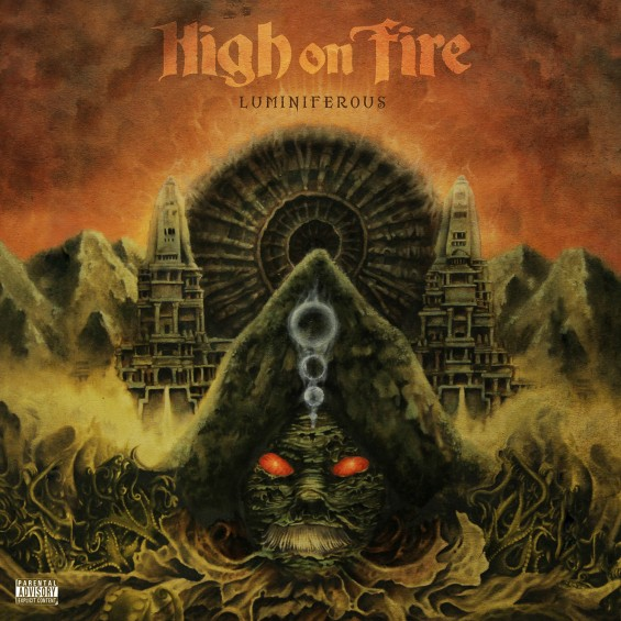 High on Fire Luminiferous review