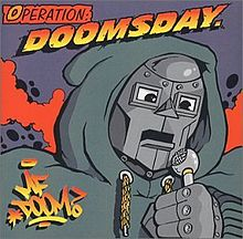 artistic reinvention albums MF DOOM