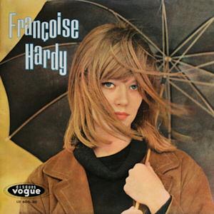 Francoise Hardy Paris albums