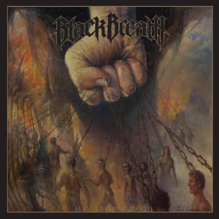 Black Breath new album