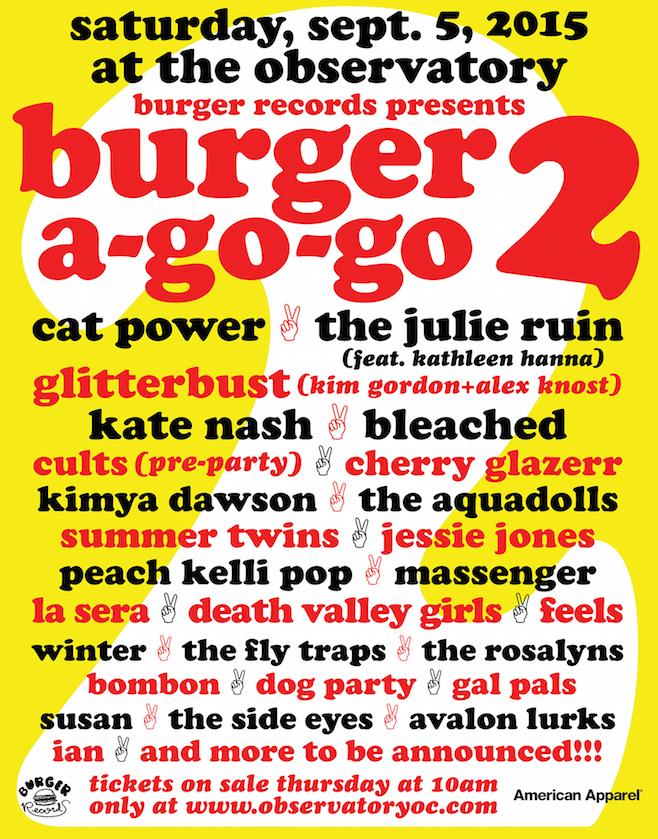 Burger a-go-go 2