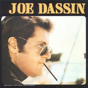 Joe Dassin Paris albums