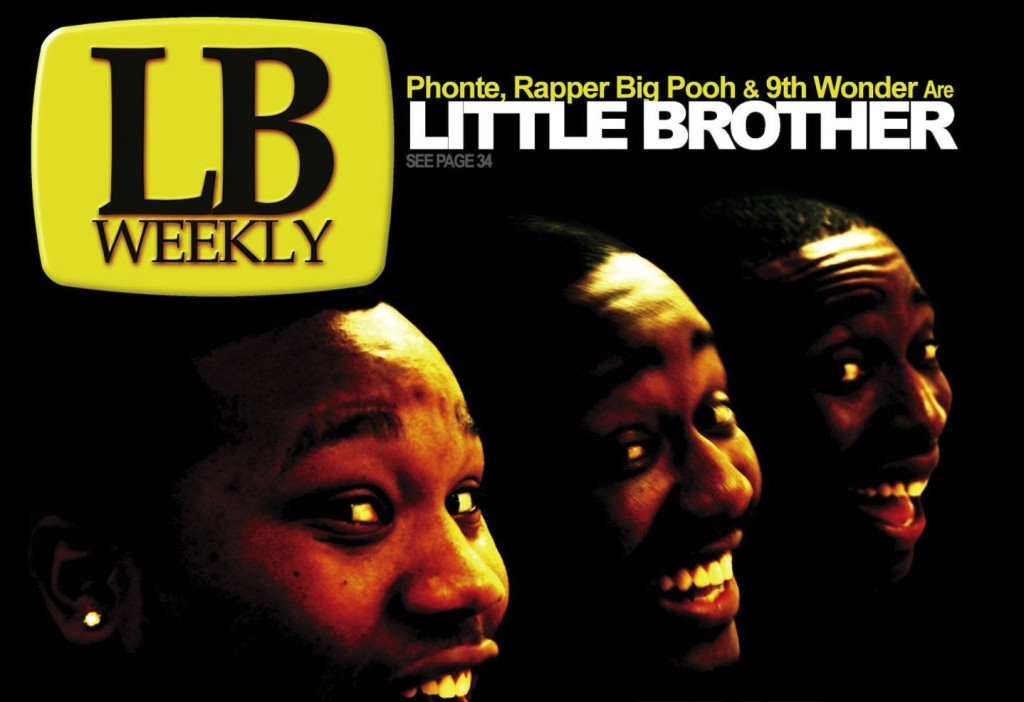 Hall of Fame: Little Brother - The Minstrel Show
