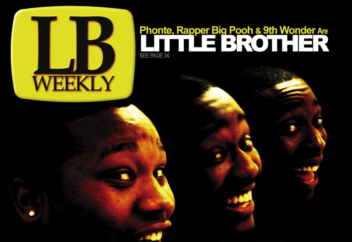 Little Brother The Minstrel show