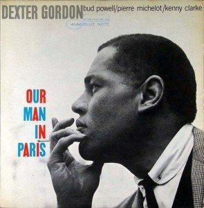 Paris albums Dexter Gordon