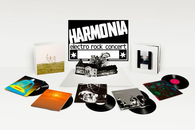 Harmonia box set