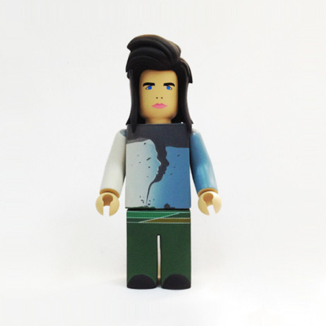 Nick Cave toy Tupelo