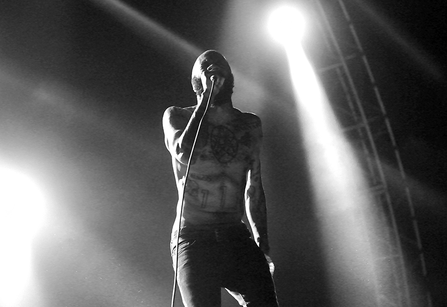 Death Grips live at FYF Fest 2015