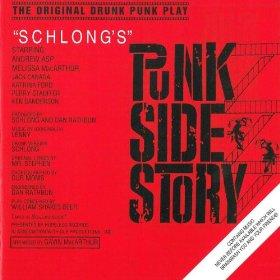 Schlong punk rock operas