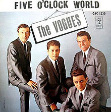 Vogues songs about working for the man