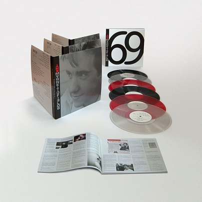 69 Love Songs box set