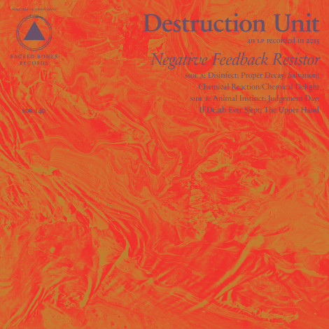 Destruction Unit Negative Feedback Resistor