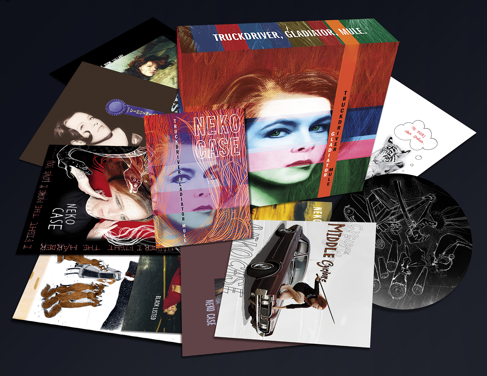 Neko Case box set