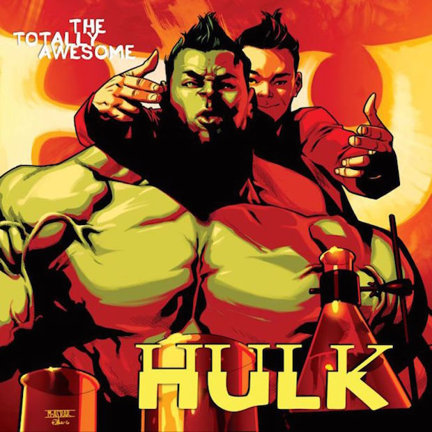 Marvel hip-hop covers Raekwon