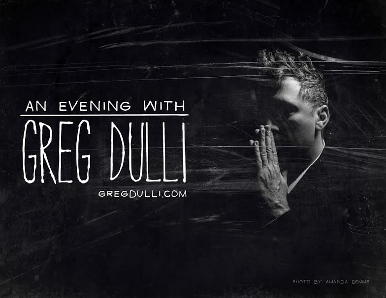 Greg Dulli tour