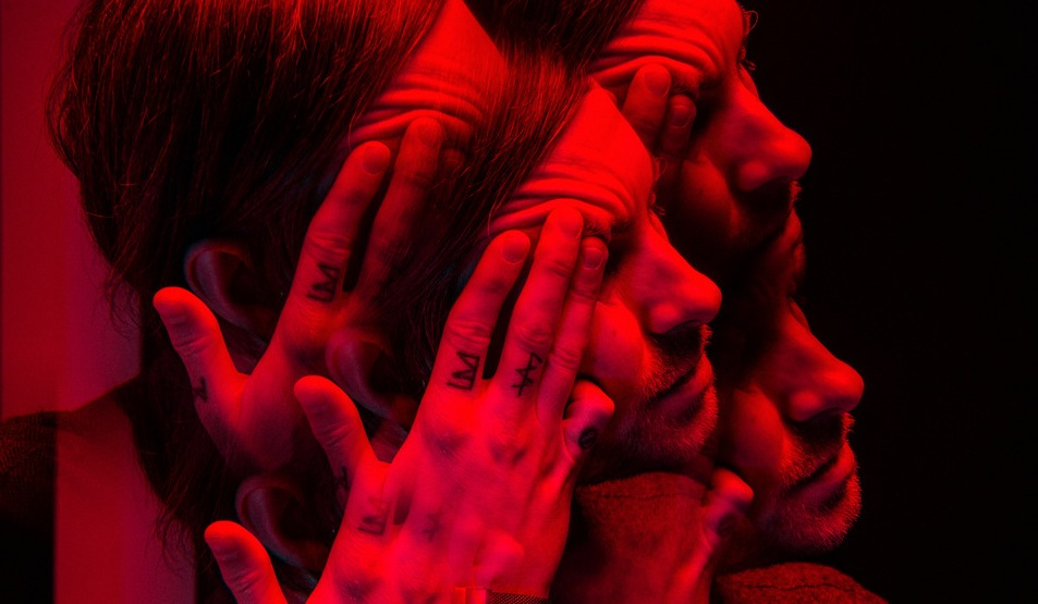 Blanck Mass dark electronic music