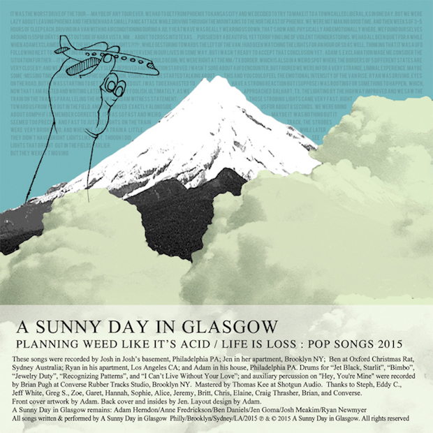 sunnydayinglasgow_Double EP Cover