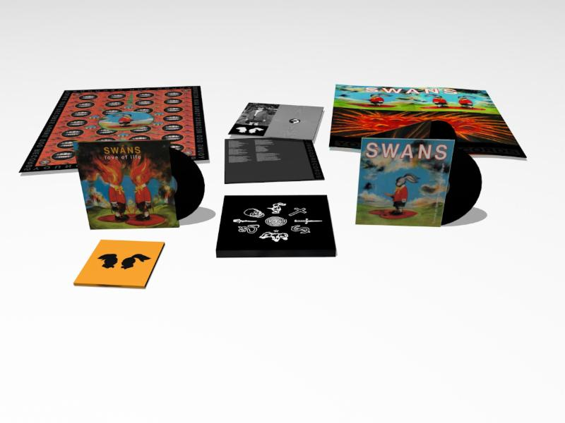 Swans Announce White Light From The Mouth Of Infinity Reissue