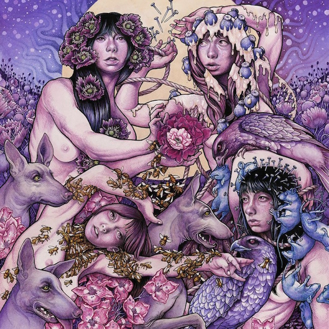 best metal albums of 2016 Baroness